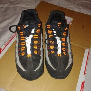 Nike Air Max 95 (Blk/Orange)